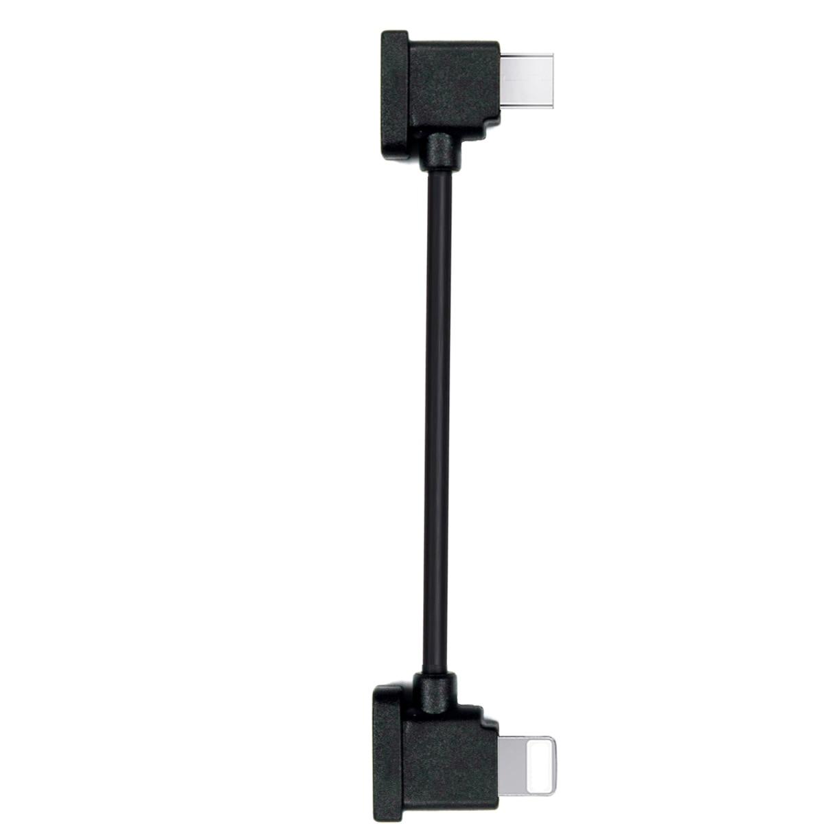 30Cm 15Cm Mavic Air2/Mini2 Kabel Drone Afstandsbediening Micro Type-C Ios Android Datakabel tablet Lijn Draad Voor Dji Fpv 5