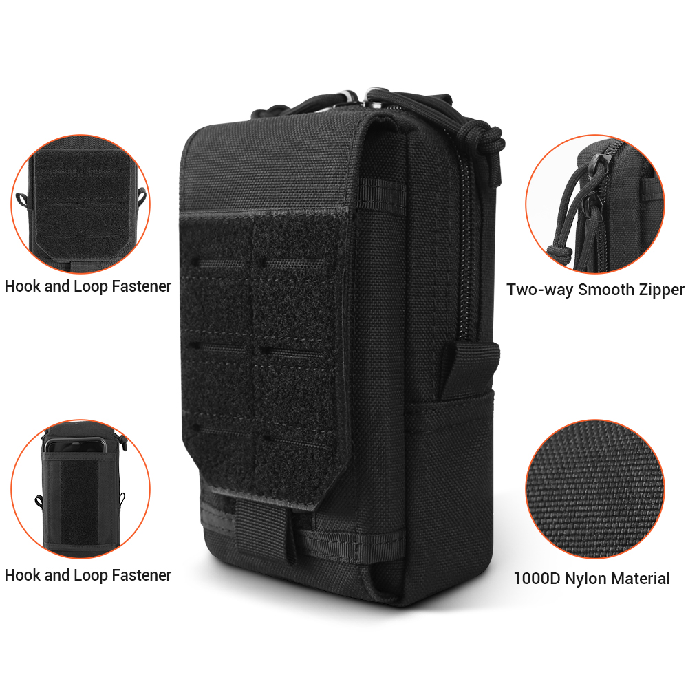 Ultimate SaleBag Purse Vest Compact-Bag Molle-Pouch Military Hunting Outdoor 1000d Tactical Case Pack