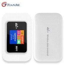 Mobile Hotspot Router Sim-Card-Slot Broadband 4g Wifi Travel Unlocked Wi-Fi Wireless-Pocket