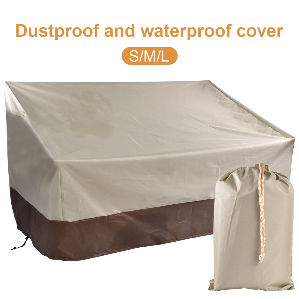 Outdoor Sofa Cover Dustproof And Waterproof Chair Awning Waterproof Sunscreen Balcony Garden Furniture Dust Cover