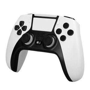 Image 4 - بلوتوث أداة تحكم في الألعاب لاسلكية ل PS4 وحدة التحكم ل PS5 نمط مزدوج الاهتزاز لعبة غمبد للكمبيوتر/أندرويد الهاتف لعبة غمبد