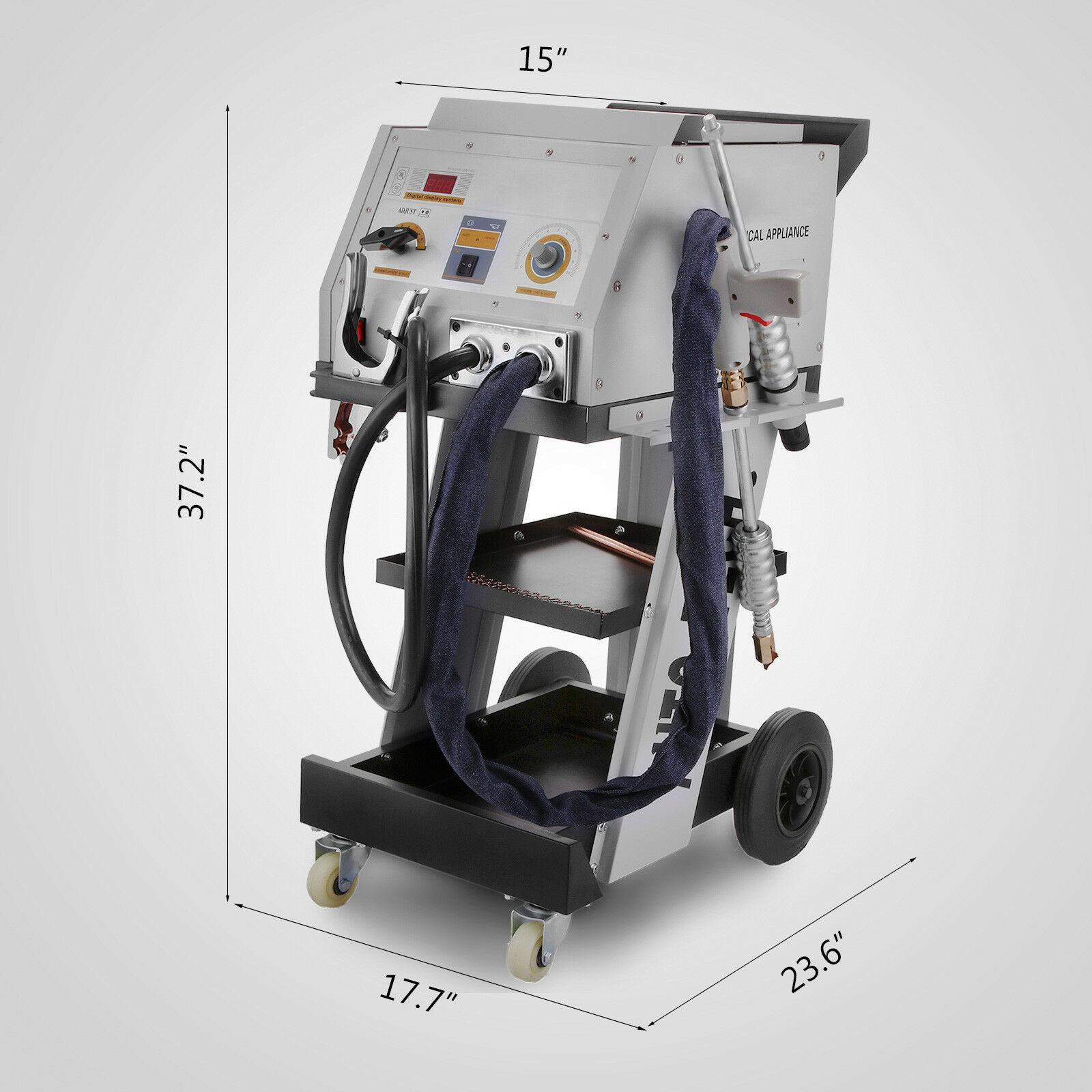 DL-4500 вмятин Съемник ремонт комплект контурный шприц сварочный аппарат AC 400V 5600Amp
