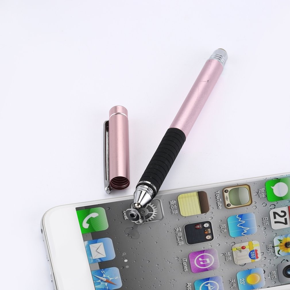 Compact Capacitive Touch Screen Stylus Pen For IPad Smart Phone Pen Stylus Nib Capacitive Screen Stylus Pen