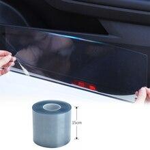 Sticker Protective-Film Car-Rhino-Skin Anti-Scratch Clear 15cmx200cm Car-Bumper-Hood