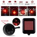Новый велосипед светильник авто светильник индикатор направления задний светильник Безопасность Предупреждение лампа для хвостовой част...