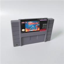 Super Turrican oder Super Turrican 2   Action Game Card US Version Englisch Sprache