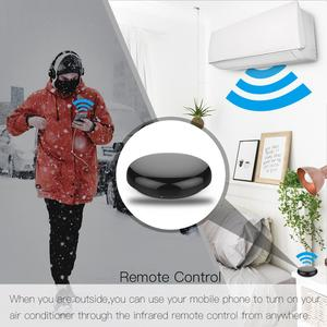 Image 5 - Universal Intelligent Smart Wireless WiFi+IR Switch Remote Controller Infrared Home Control Support for Alexa Google Smart Home