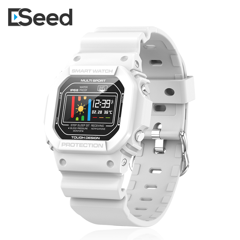 ESEED <font><b>X12</b></font> smart watch Waterproof IP68 ECG PPG smart band men women Heart Rate weather <font><b>smartwatch</b></font> women for Android IOS image