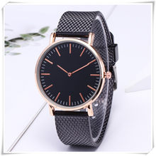 2019 new Men Watch Quartz Casual Watches Simple Metal Quartz stainless steel for klok Denki 350Z Zaroot NV200 Nuvu NV2500 Forum(China)