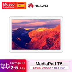 HUAWEI MediaPad T5 4GB 64GB Tablet PC 10.1 inch Octa Core Dual Speaker 5100 mAh Support microSD card android 8.0