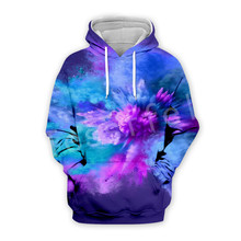 Tessffel Explosion New Fashion Harajuku Colorful Casual Funny Tracksuit 3D Print Hoodie/Sweatshirt/Jacket/shirts Mens Womens s-1