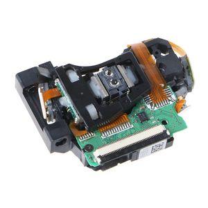 Image 2 - Двойная головка оптического объектива, замена для PS3, игровой консоли, белая, 95AD