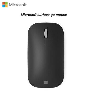 Microsoft Surface go Bluetooth Mouse Bluetrack Technology Laptop Desktop PC Mouse 2.4Ghz 1000DPI Fashion Office Home Smart Mouse