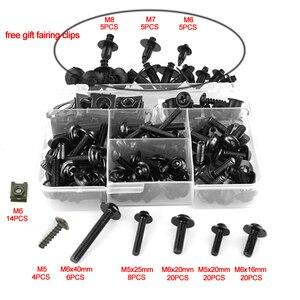 Image 5 - Xe Máy Full Fairing Bu Lông Bộ Ốc Vít Dành Cho Xe Yamaha FZ1 FZ6 FZ8 MT01 MT 125 MT07 MT 07 FZ 07 MT09 FZ 09 MT10 MT15 XJR400 XJR1300
