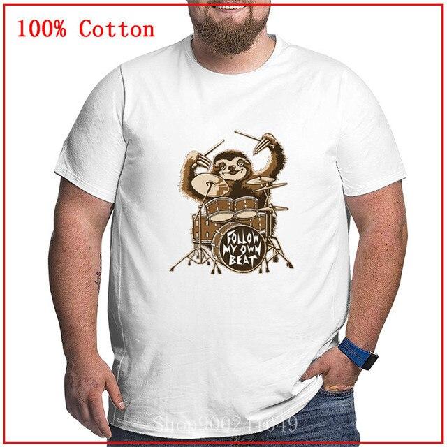 Party Never-Homme Drôle Paresseux T-Shirt En Direct Lent