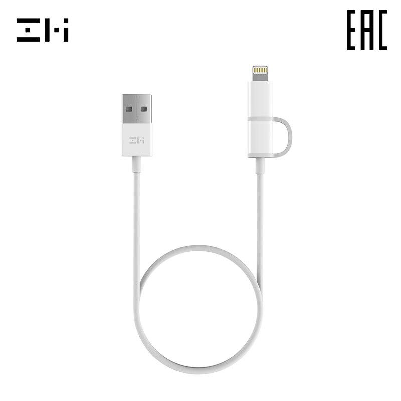 ZMI AL801 Lightning Micro cable con MFI para teléfonos inteligentes