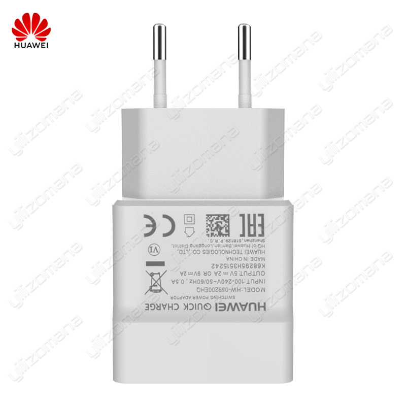 Image 3 - Huawei Original Charger 5V/2A 9V/2A USB Fast Charging For Huawei P8 P9 Plus Lite Honor 8 9 Mate10 Nova 2 2i 3 3i Original charge-in Mobile Phone Chargers from Cellphones & Telecommunications on