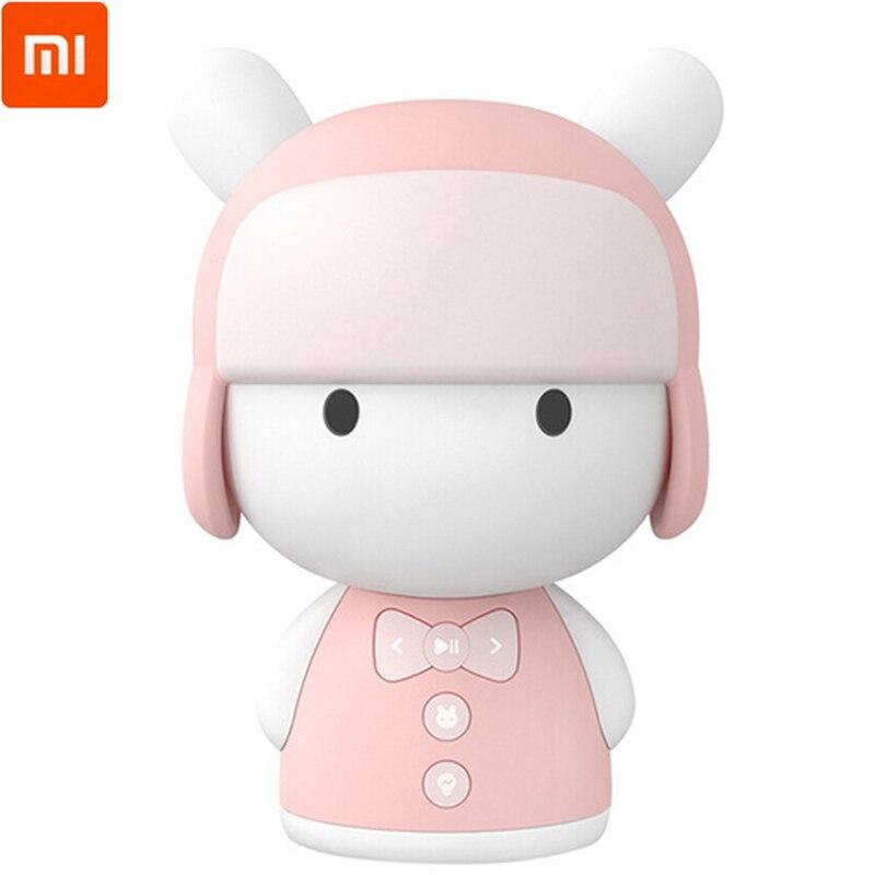 Xiaomi Mitu Robot intelligent Storyteller Mini Bluetooth Speaker Baby Sleep Helper Educational Toy for Children Birthday Gift