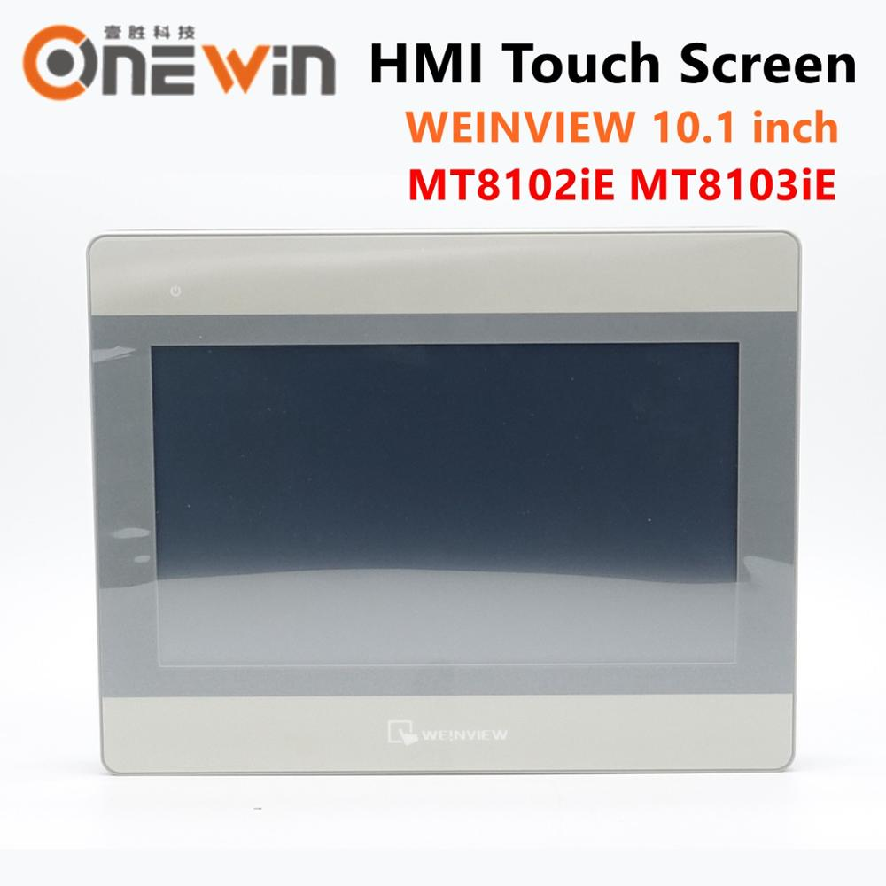 WEINVIEW/WEINTEK MT8102iE MT8103iE HMI Touch Screen 10.1 Inch Easy Access 2.0 Human Machine Interface Replace MT8101iE MT8100iE