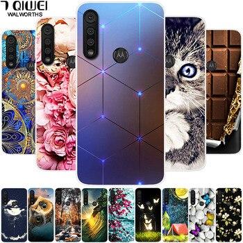 Перейти на Алиэкспресс и купить Чехол для Moto G8 Power Lite 6,5 дюйма, силиконовый мягкий ТПУ чехол для телефона Motorola Moto G8 Power Lite, чехол G8Power Lite G 8, бампер