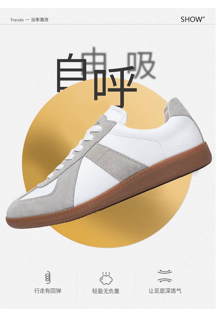 meninos sapatos brancos sapatos de treinamento alemão