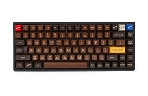 Image 3 - Xd84pro XD84 pro مجموعة لوحة المفاتيح الميكانيكية المخصصة 75% يدعم TKG TOOLS دعم underتوهج RGB PCB مبرمجة gh84 kle type c