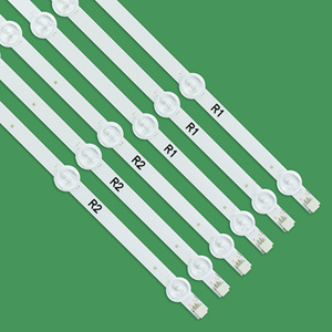Image 4 - Faixa led para conjunto de retroiluminação, barra de faixa para lg a547la620v lc470due 47ln5200 47ln5400 47ln5700»