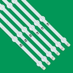 Image 4 - Nuovo Retroilluminazione Completa Serie di LED Strip Bar Per LG 47LN540V 47LN613V 47LA620V LC470DUE 47LN5200 47LN5400 47LN5700 47LN5750 47LN5700