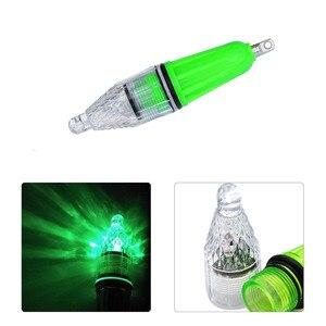 Image 4 - 5pcs 12cm 28g 빛나는 물고기 빛 수 중 방수 led 다채로운 램프 보트 낚시 물고기 빛 밤 낚시 도구를 수집