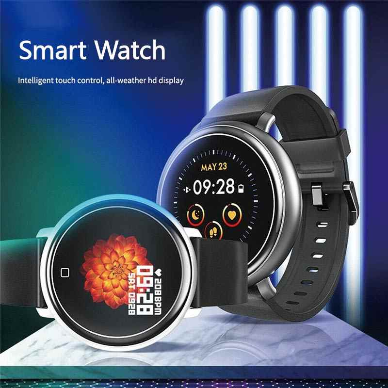 Weather Forecast Smart Watch Color Screen Sport Calorie Blood Pressure Heart Rate Monitor Pedometer Alarm Clock Smartwatch