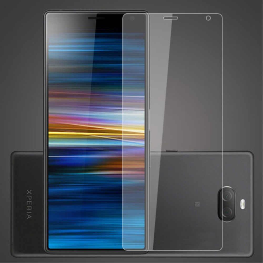 Sfor sony xperia xz1 vidro temperado para sony xperia xz1 xz2 xz3 xz4 xz xzs premium compacto g8342 g8341 vidro temperado de proteção