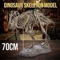 """4D 28 """"/70cm PVC Montage Skelett Dinosaurier Simulation Tier Modell Spielzeug Geschenke Kinder Pädagogisches Wissenschaft Figuren-in Figuren & Miniaturen aus Heim und Garten bei"""