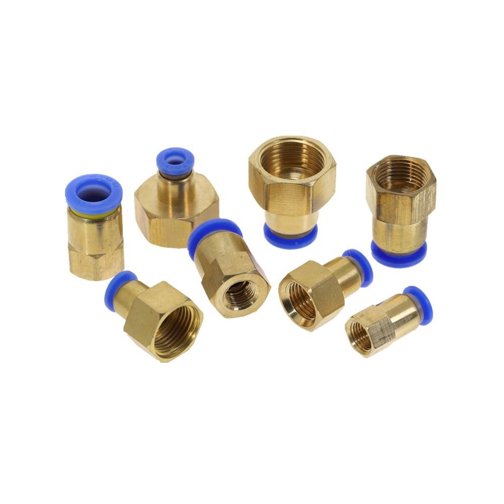 1//4 Bulkhead Push Lock mistcooling 1//4 Bulkhead