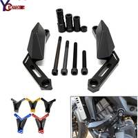 For Yamaha MT 09 FZ 09 FZ09 2013 2016 MT09 TRACER XSR900 CNC Motorcycle Crash Protector Engine Cover Frame Sliders Tracer 900GT