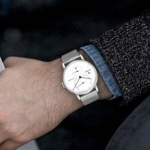 Image 5 - CADISEN TOP Mens นาฬิกาอัตโนมัตินาฬิกาผู้ชายนาฬิกาแฟชั่นกีฬานาฬิกา 5ATM กันน้ำปฏิทิน