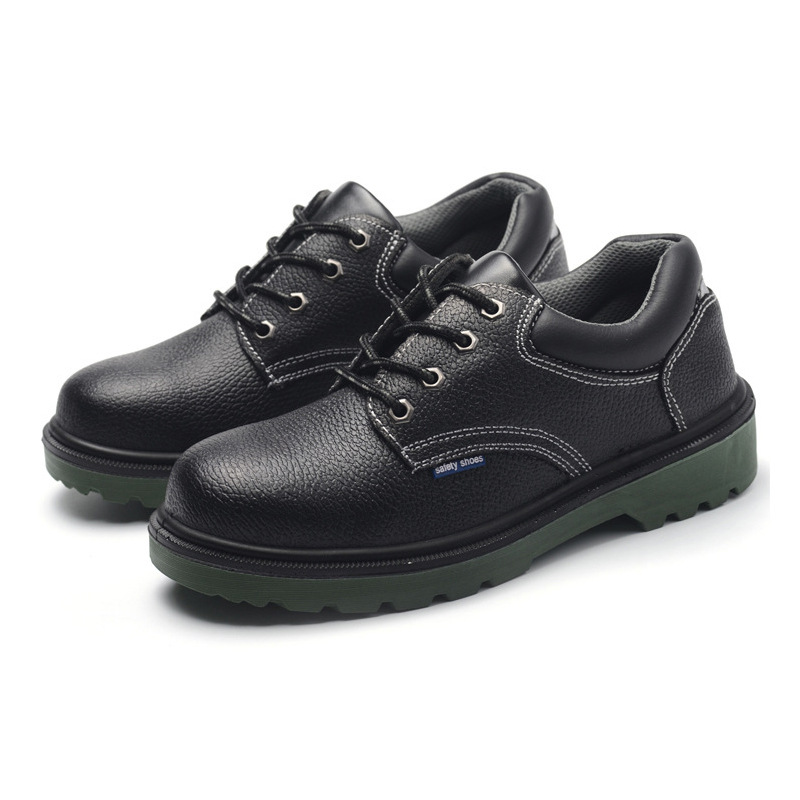 Shandong Safety Shoes Men's Anti-smashing And Anti-stab Safety Shoes Protective Shoes Anti-static Shoes