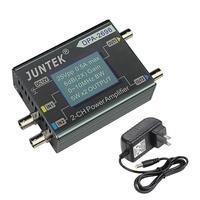 DPA-2698 고전력 듀얼 채널 dds 기능 신호 발생기 전력 증폭기 dc 전력 증폭기 0-10 mhz eu/us 플러그