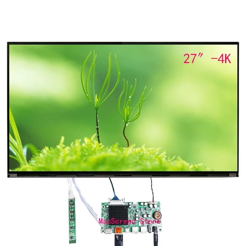 """27 """"4 K oryginalny nowy moduł ekranu led IPS LM270WR3 SS A1 dla LG 27UD68 27UD69 27UK650 27UL600 wąski wyświetlacz monitora"""