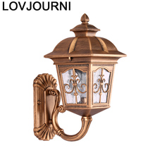 Techo Colgante Moderna Sconce Maison Home Deco Lamp Bedroom Lampara De Pared Interior Applique Murale Luminaire Wall Light