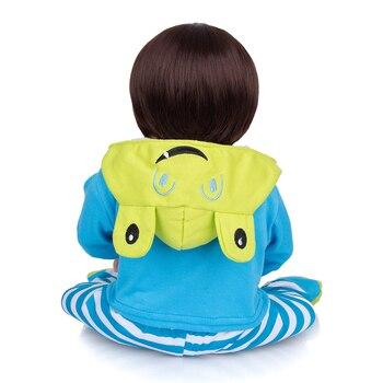 Кукла-младенец KEIUMI 19D27-C24-S08-T06 3