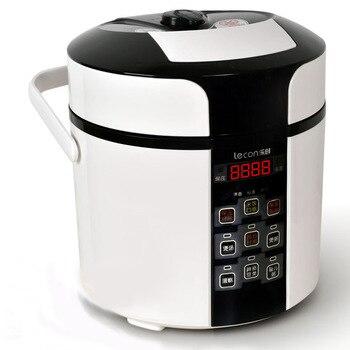 Mini 2 L 3 Litres Of Electric Pressure Cooker 1 - Small Single Rice Cooker Household Pressure Cooker