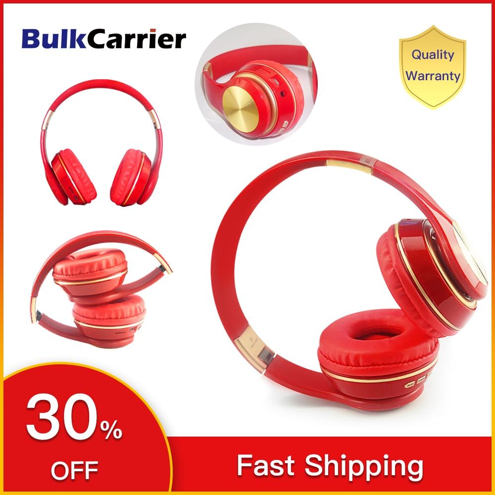 Bluetooth наушники 9D стерео беспроводные наушники с микрофоном Складная головная повязка Bluetooth наушники с tf картой для xiaomi|Наушники и гарнитуры|   | АлиЭкспресс