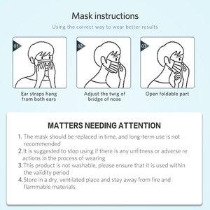 Image 5 - Wegwerp Maskers 3 Lagen Beschermende Masker Voor Het Gezicht Mond Cover Meltblown Filter Mouthmask Respirator Griep Gezichtsmaskers