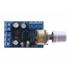 Небольшой размер DC 1,8-12 В TDA2822M 2,0 Канал Стерео мини AUX аудио усилитель платы модуль усилитель части
