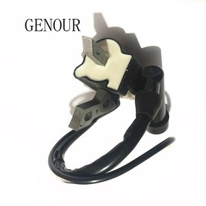 Image 3 - 1KW Ignition Coil Magneto Stator Parts Fit for 154F GEN1100 GEN154 2.8HP 1000W 1500W Generator Engine long cap