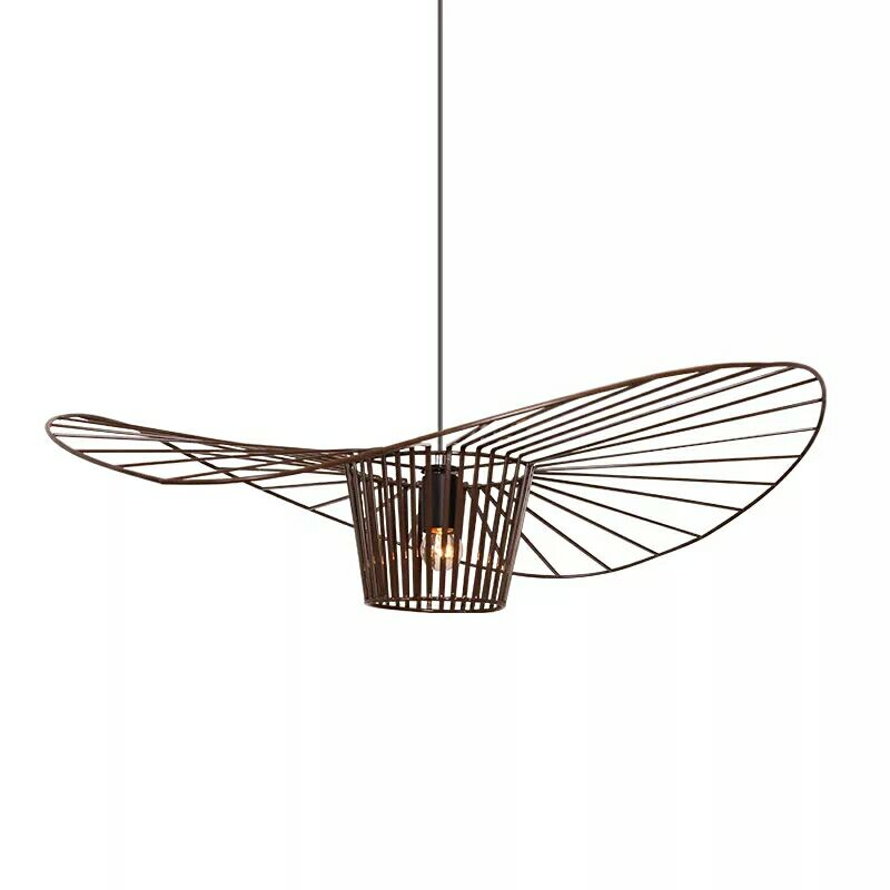 Suspension Lustre Hang Modern Vertigo Lamp Fiberglass/polyurethane Pendant Light For Dining Room Restaurant Lampe Lustre