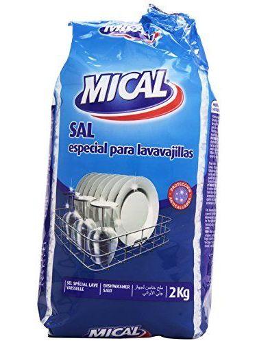 MICAL Special–Salt–Dishwasher Safe–2kg