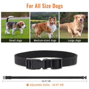 Image 5 - Petrainer Collar de entrenamiento eléctrico para perro, Control remoto para mascotas, para todos los tamaños, con vibración y sonido, 619A 1, 800m