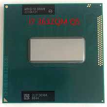 Envío Gratis ordenador portátil Intel CPU I7-3620QM ES/QS I7 3632QM QCF8 2,2-3,2G/6M/ES QS versión