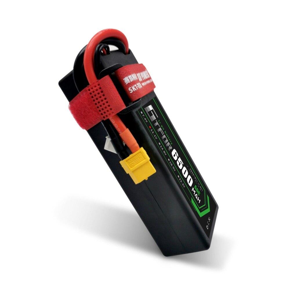 120c hardcase lipo bateria t conectores xt60